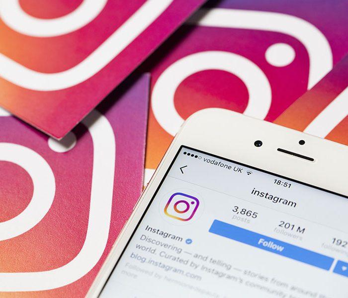 Wir sind jetzt auch auf Instagram